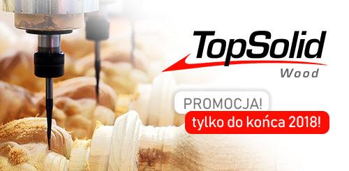 TopSolid Wood - Niebywała promocja!