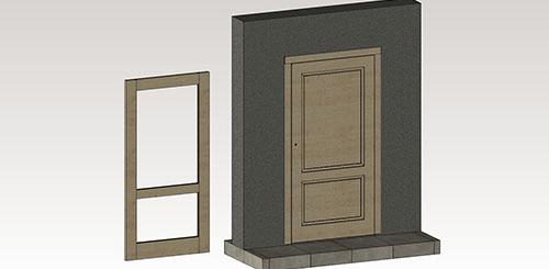 TopSolid Wood jako konfigurator do projektowania drzwi