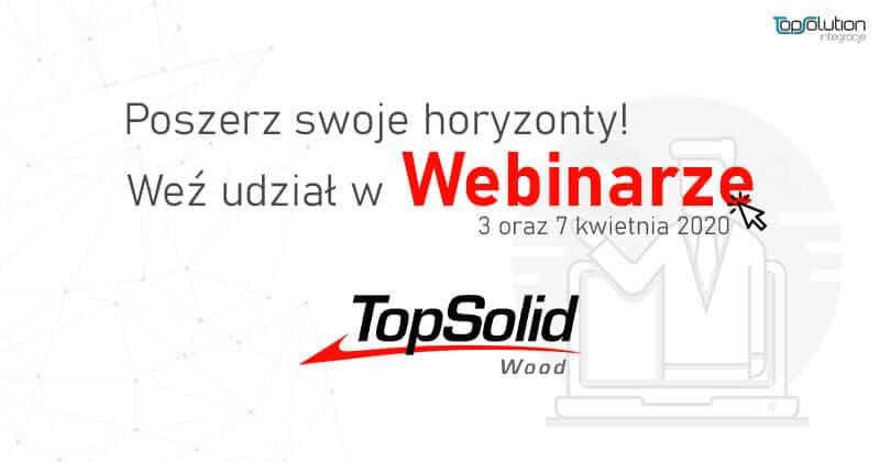Webinar - TopSolid Wood