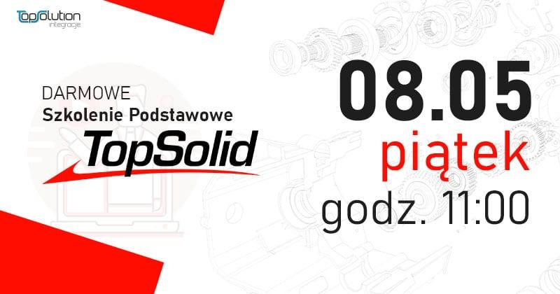 Szkolenie-topsolid7 8 maja 2020 webinar