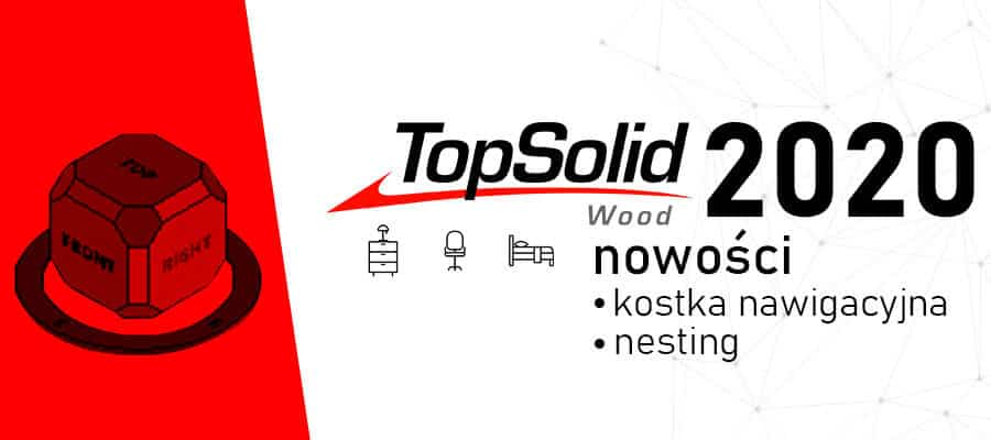 TopSolid Wood - Kostka Nawigacyjna