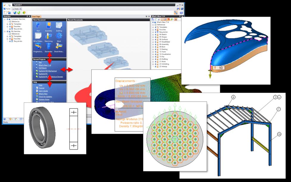 TopSolid Design 2020 - Nowości w oprogramowaniu CAD/CAM