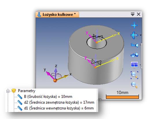 TopSolid Design – Inteligentne komponenty 2