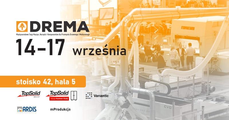 TopSolution na Targach DREMA 2021